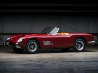 Ferrari 250 GT Cabriolet Serie I – 1957