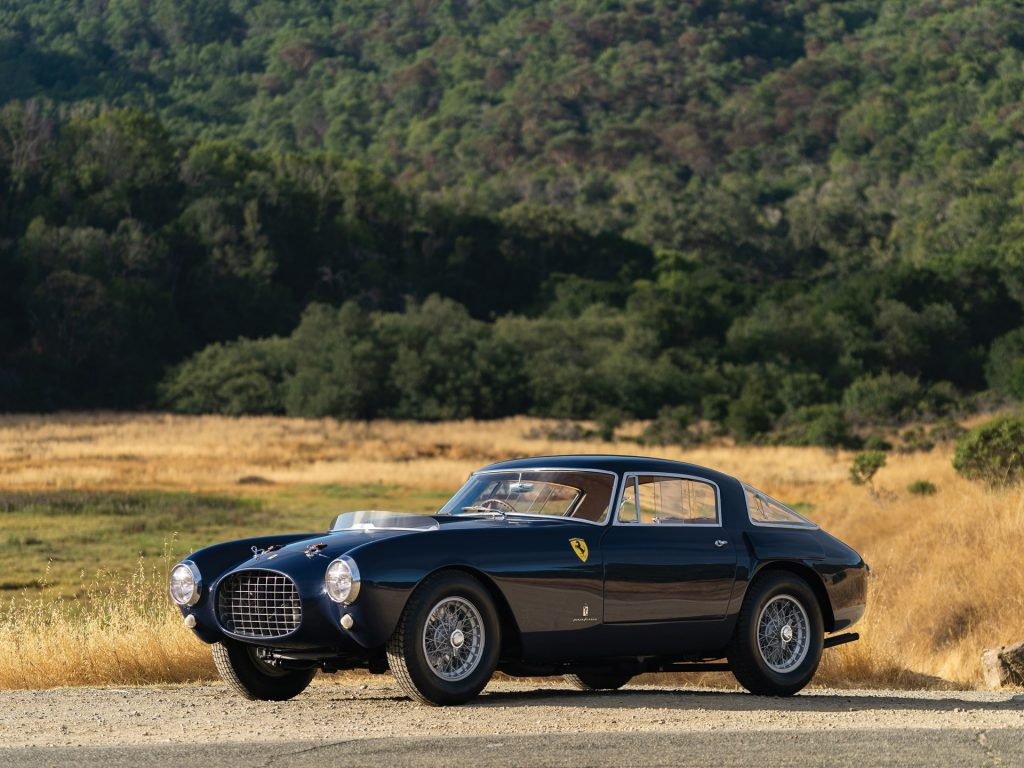 Ferrari 250 MM Berlinetta - 1953