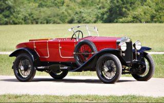 Fiat 519S Torpedo Sport – 1925