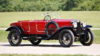 Fiat 519S Torpedo Sport - 1925