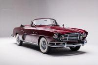 Fina Sport convertible – 1956