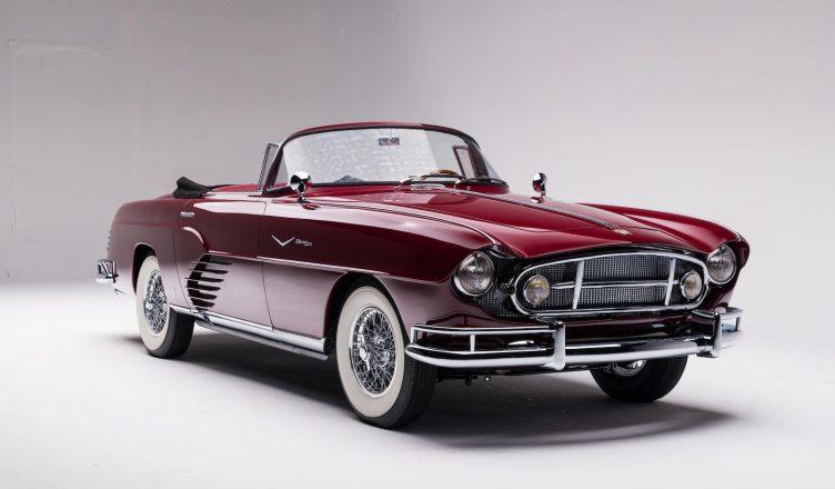 Fina Sport convertible - 1956
