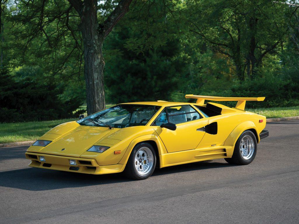 Lamborghini Countach 5000 Qv 1988