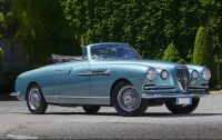 Lancia Aurelia 2000 B52 Cabriolet Vignale – 1953