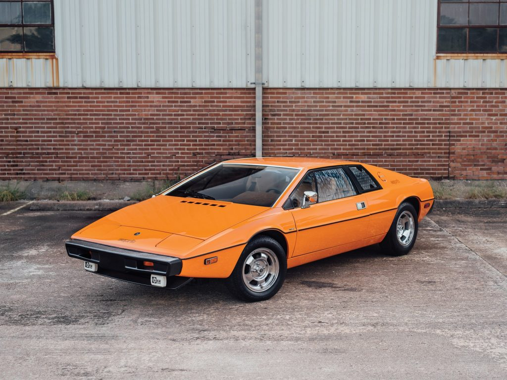 Lotus Esprit Series I - 1977