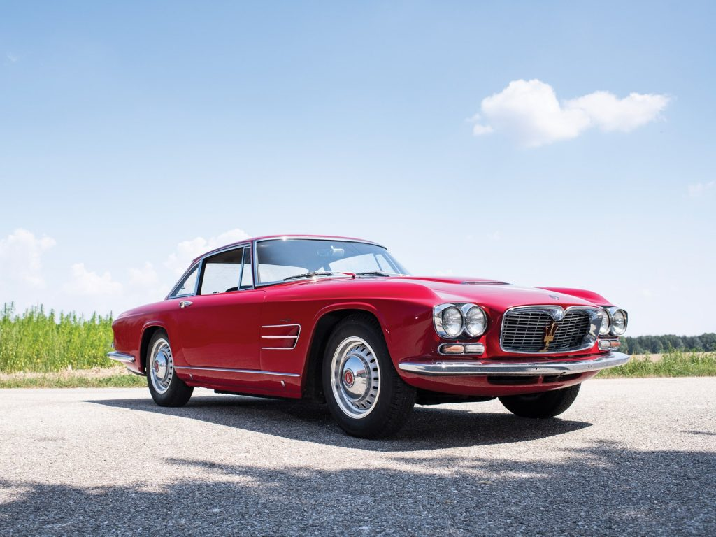 Maserati 3500 GTi Coupé by Frua - 1962