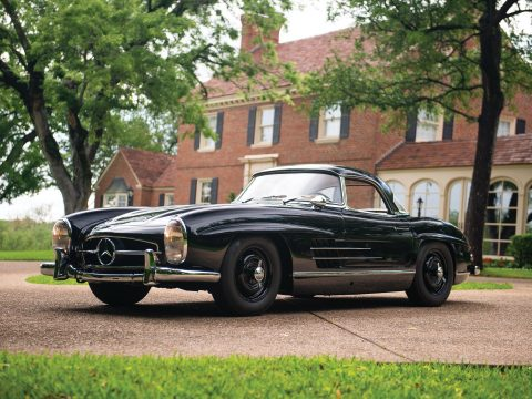 Mercedes Benz 300 SL Roadster – 1961