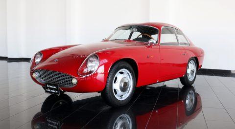 OSCA 1600 GT Zagato – 1962