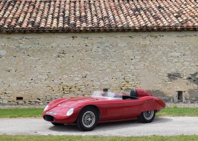 OSCA Tipo S 273 - 1957