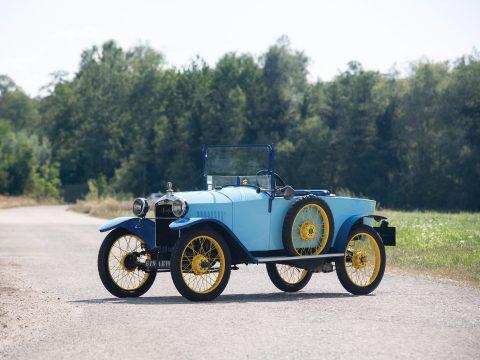 Peugeot Quadrilette type 161 – 1921