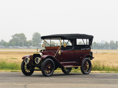 Pierce-Arrow Model 48-SS Seven-Passenger Touring – 1912