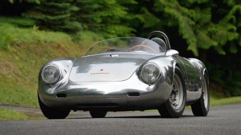 Porsche 550A Spyder – 1958