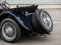 SS 100 Jaguar 3½-Litre Roadster – 1938