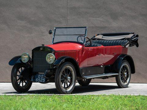 Stanley 735B Seven-Passenger Touring – 1921