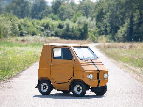 Zagato Zele 1000 – 1974