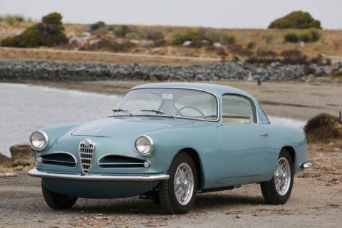 Alfa Romeo 1900 CSS by Touring – 1956