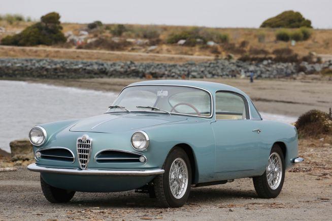 Alfa Romeo 1900 CSS by Touring - 1956