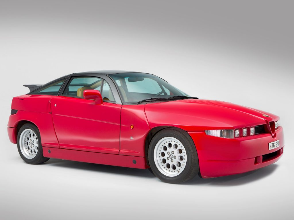 Alfa Romeo SZ - 1991