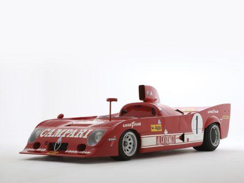 Alfa Romeo Tipo 33 TT 12 – 1975