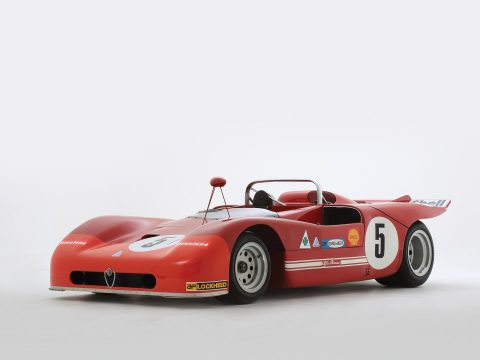 Alfa Romeo Tipo 33/3 – 1970