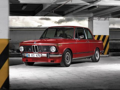 BMW 2002 Tii Alpina A4S – 1974