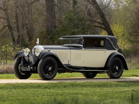 Bentley 6½-Litre 'Speed Six' Sportsman's Saloon – 1930