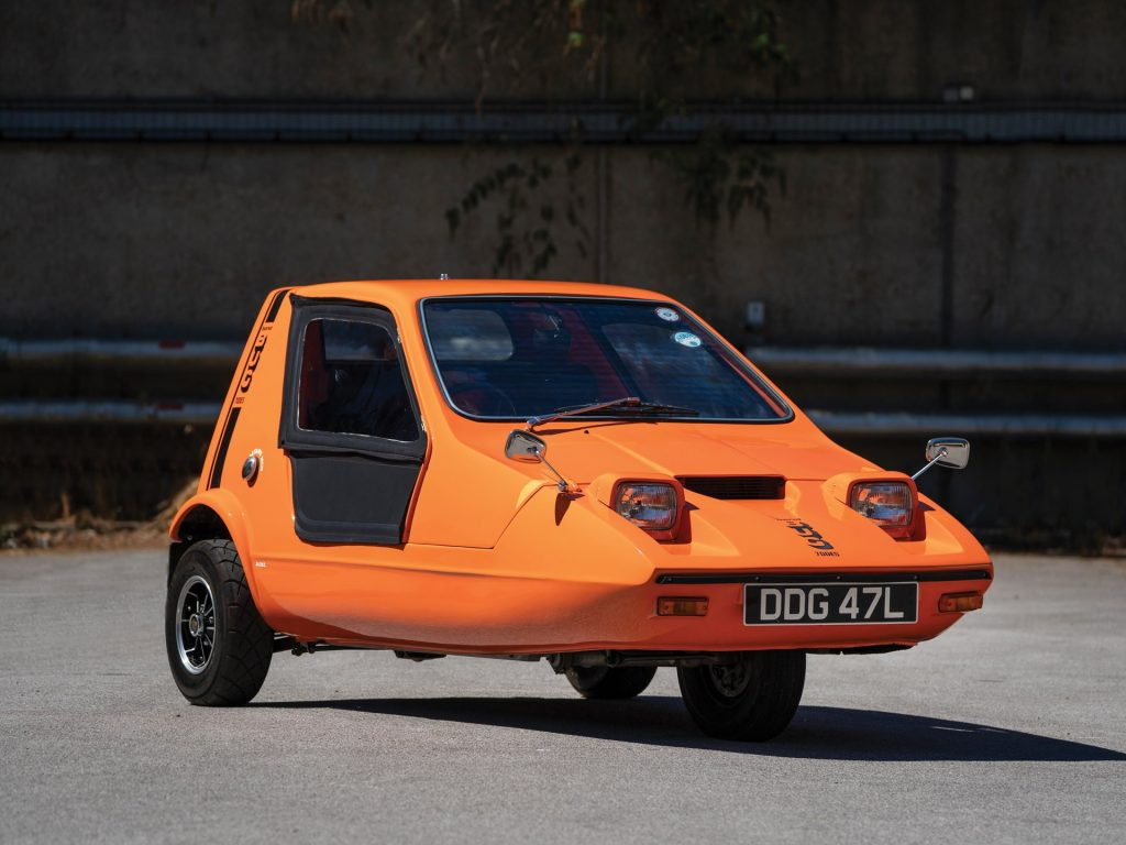 Bond Bug 700ES - 1972