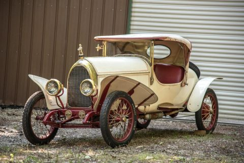 Breese Paris Teardrop Roadster – 1911