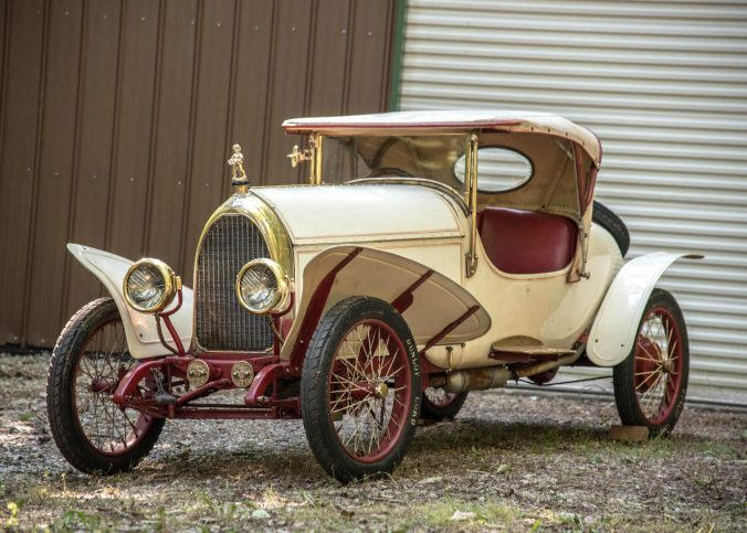 Breese Paris Teardrop Roadster - 1911
