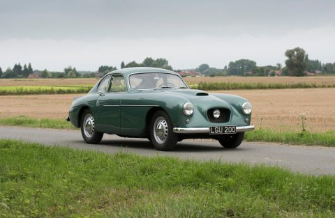 Bristol 404 Sports Coupé – 1954