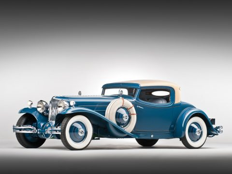 Cord L-29 Special Coupe – 1929