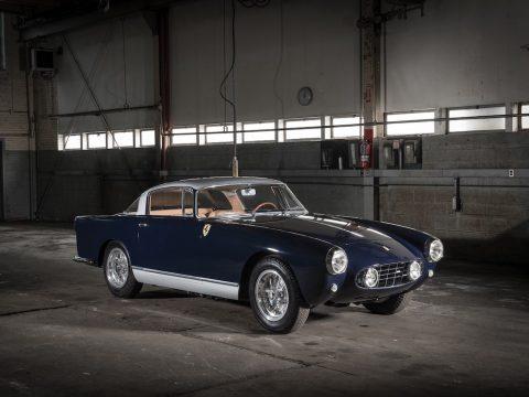 Ferrari 250 GT Coupe by Boano – 1957