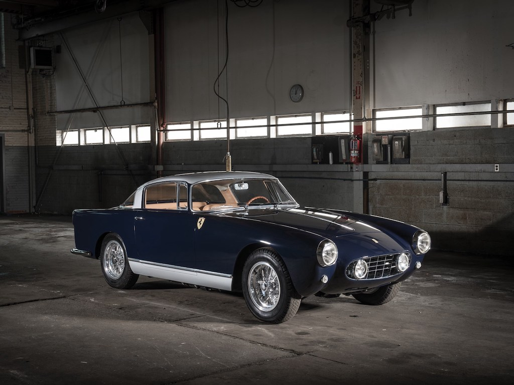 Ferrari 250 GT Coupe by Boano - 1957