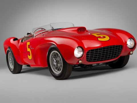 Ferrari 375 MM Spider – 1953