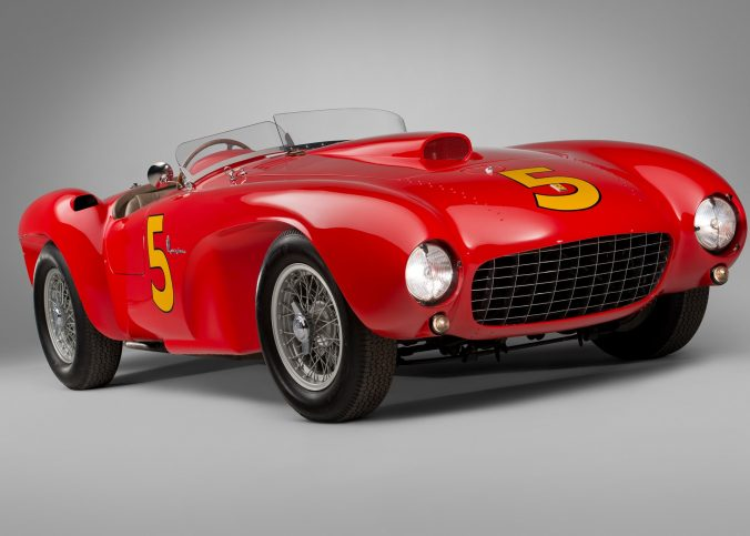 Ferrari 375 MM Spider - 1953