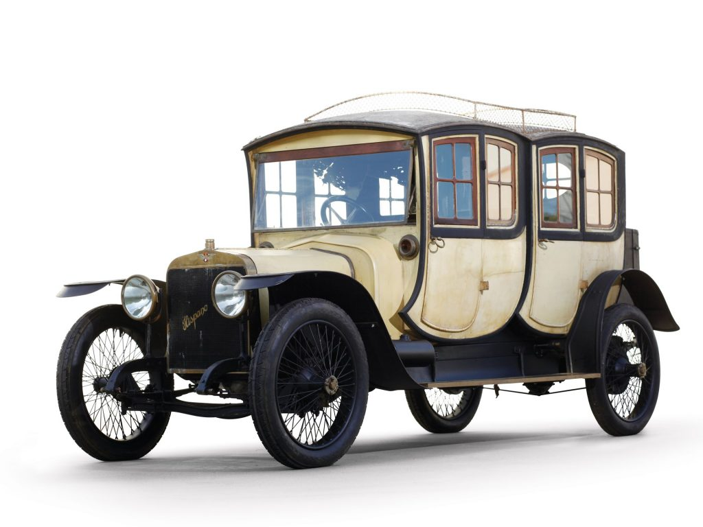 Hispano-Suiza Double Berline - 1911