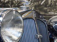 Horch 853 Cabriolet by Gläser - 1938