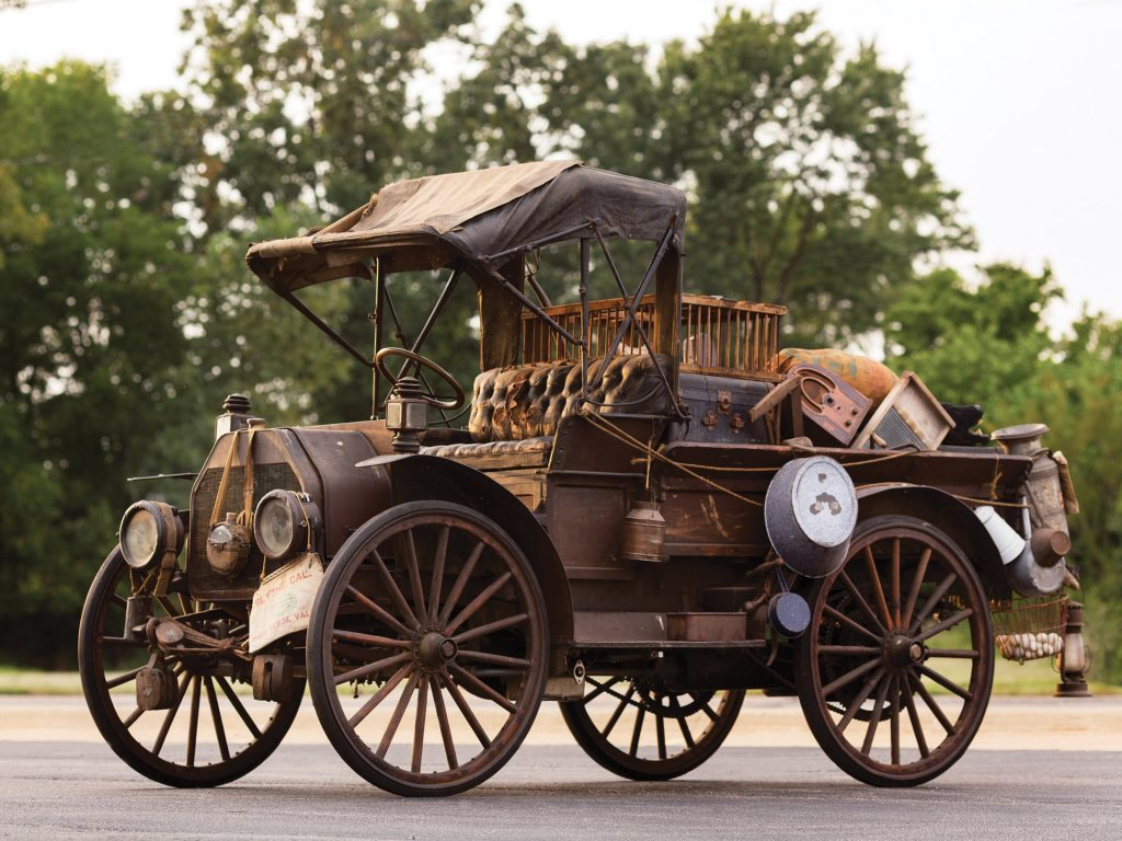International Harvester M-W Delivery Car - 1912