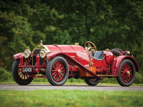 Locomobile Model 48 Speedster – 1914