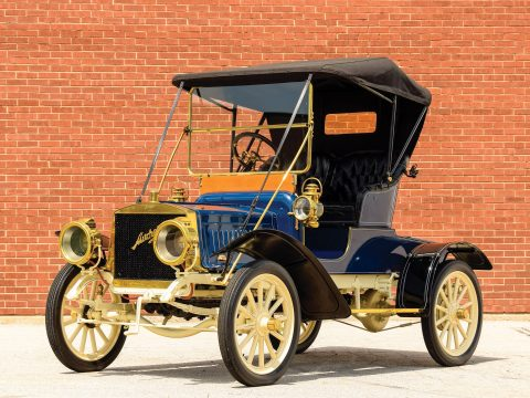 Mitchell Model E Runabout – 1907
