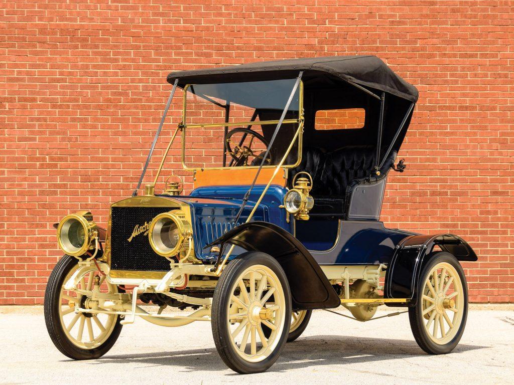 Mitchell Model E Runabout - 1907