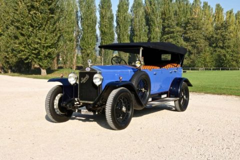 OM 665 Superba – 1928