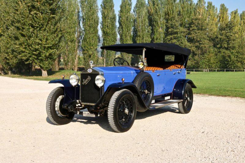 OM 665 Superba - 1928