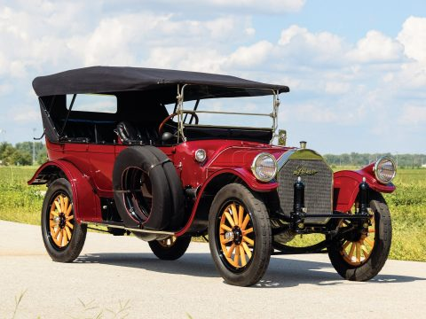 Pierce-Arrow Model 48-B-2 Seven-Passenger Touring – 1913