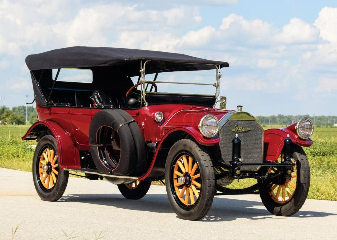 Pierce-Arrow Model 48-B-2 Seven-Passenger Touring - 1913