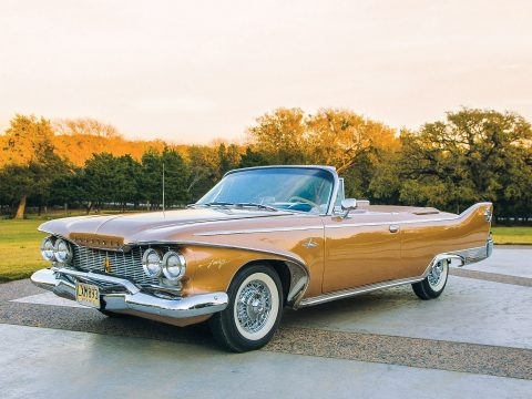 Plymouth Fury Convertible – 1960