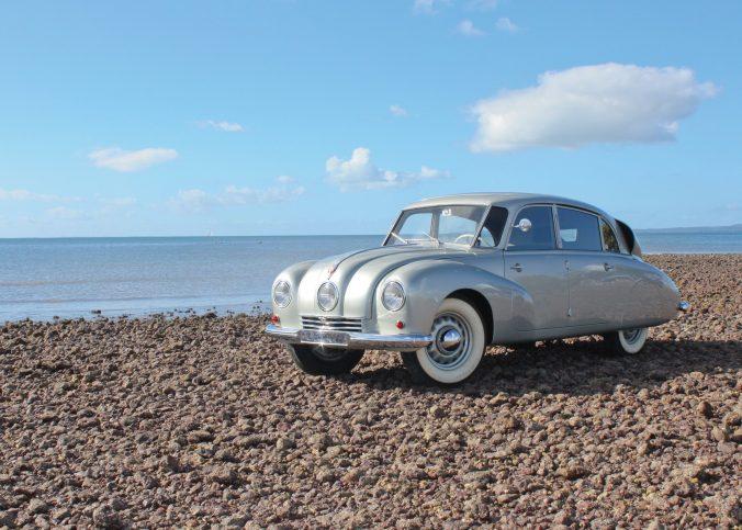 Tatra T87 - 1948