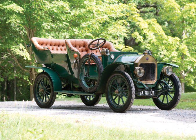 Unic GS Roi des Belges - 1911