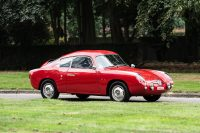 Fiat Abarth 750 GT Zagato 'Double Bubble' - 1957