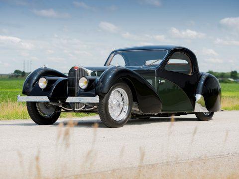 Bugatti Type 57SC Atalante – 1937